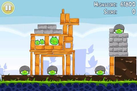 Angry Birds Photo Courtesy Dave Winer Creative Commons