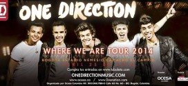 One Direction en Colombia