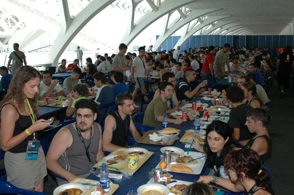 Servicios de Campus Party